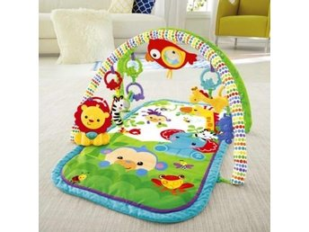 FISHER PRICE MUSICAL BABYGYM