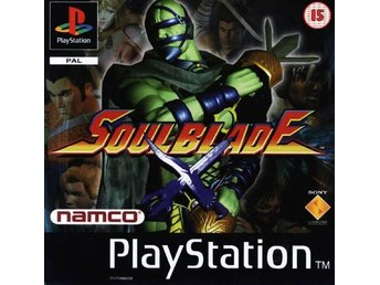 Soul Blade - Playstation
