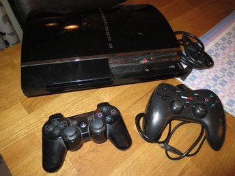 Playstation 3 - bakåtkompatibel med PS2 ! *** RARE ***