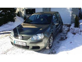 VW GOLF 1.6 FSI -05 Automat - Sollefteå - VW GOLF 1.6 FSI -05 Automat - Sollefteå