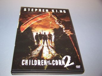 Children of the Corn 2 (1992) / Reg. 2 (Sv) - NY - Terence Knox, skräck - Gnesta - Children of the Corn 2 (1992) / Reg. 2 (Sv) - NY - Terence Knox, skräck - Gnesta
