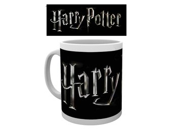 Mugg - Harry Potter - Logo (MG2481)