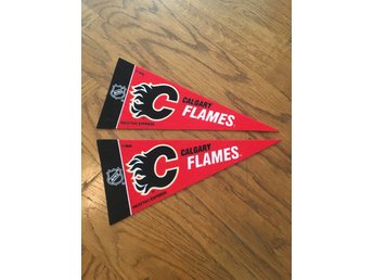 Calgary Flames Mini Vimpel 2 st NHL