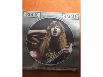 Megadeth - Rock Sagas - Interview disc