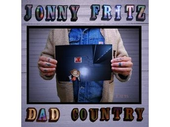 Fritz Jonny: Dad country (CD)