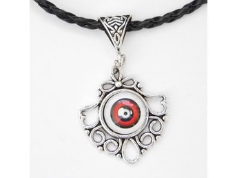 Ögonglob Halsband / Eyeball Necklace
