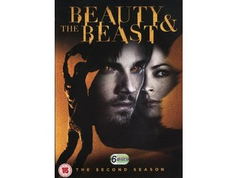 Beauty and the Beast - Säsong 2 (UK) (Beg)