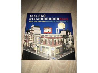 The lego neighborhood bok