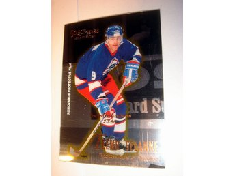 T SELANNE  SELECT CERTIFIED 95-96  SELECT CERTIFIED  76   NY