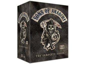 Sons of Anarchy / Säsong 1-7 (30 DVD)