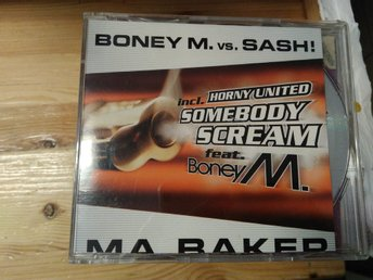 Boney M. vs. Sash! Incl. Horny United Feat. Boney M. - Ma Baker, CD