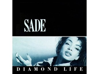 Sade - Diamond Life (CD, Album, RE)