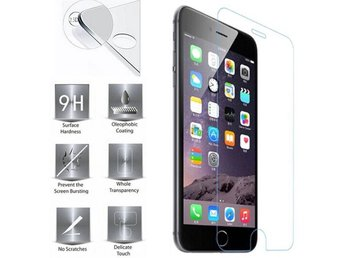 iPhone 7 Pansarglas 2-PACK