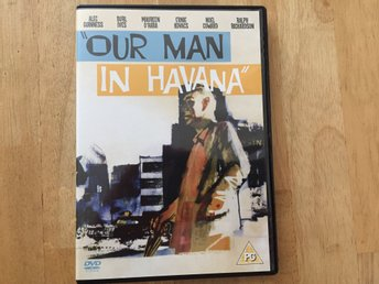Our Man in Havana (Vår man i Havanna, 1959)