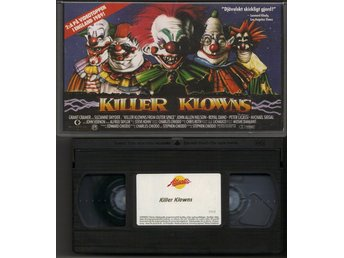 KILLER KLOWNS - VHS