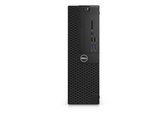 Dell Optiplex 3050 SFF i5-7500 8GB 256GB SSD Intel HD630 DVD-RW W10P 1Yr NBD