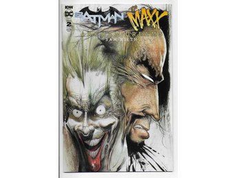 Batman/The Maxx: Arkham Dreams # 2 Cover B NM Ny Import