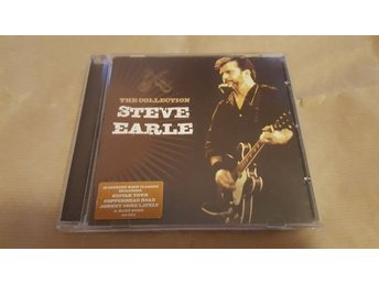 Steve Earle – The Collection (CD)