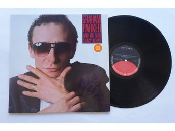 ** Graham Parker And The Shot ‎– Steady Nerves **