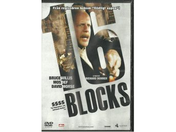16 BLOCKS - BRUCE WILLIS ! (SVENSKT TEXT)