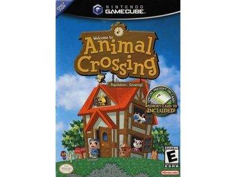 Animal Crossing - Players Choice - USA - Gamecube - Varberg - Animal Crossing - Players Choice - USA - Gamecube - Varberg