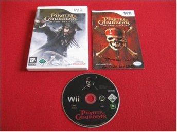 PIRATES OF THE CARIBBEAN till Nintendo Wii