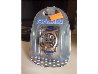 Casio herrarmbandsur, digital visning, W-752 - Storvreta - Casio herrarmbandsur, digital visning, W-752 - Storvreta