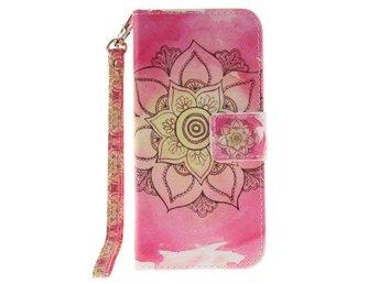 Plånboksfodral till Apple iPhone 6 / 6S - Henna Lotus - Norsborg - Plånboksfodral till Apple iPhone 6 / 6S - Henna Lotus - Norsborg