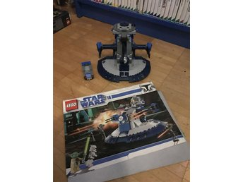 Star wars lego 8018 Armored Assault Tank
