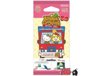 Animal Crossing Welcome Amiibo! Sanrio Collaboration Amiibo Cards Pack (6 Set) - Norrtälje - Animal Crossing Welcome Amiibo! Sanrio Collaboration Amiibo Cards Pack (6 Set) - Norrtälje