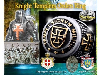 SE Hit! KorsRiddar Ring, Knight Templers!
