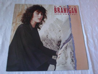 LAURA BRANIGAN - SELF CONTROL LP 1984