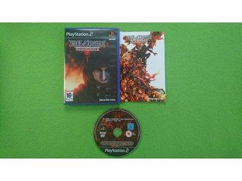 Final Fantasy 7 Dirge of Cerberus VII PS2 Playstation 2 - Hägersten - Final Fantasy 7 Dirge of Cerberus VII PS2 Playstation 2 - Hägersten