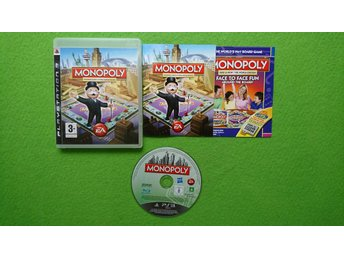 Monopoly PS3 Playstation3 Playstation 3