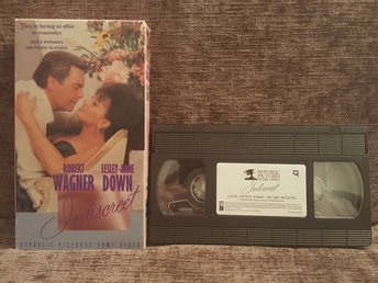 Indiscreet (Robert Wagner, Lesley-Anne Down, 1988) VHS