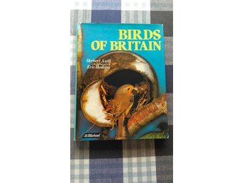 Birds of Britain, Hardcover, 120s