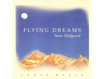 Søren Hyldgaard - Flying Dreams (CD, Album, RE)