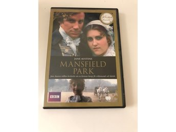 Mansfield Park - 2 Disc - Sv. text - DVD