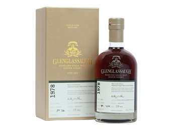 Glenglassaugh 1978 - 38 Year Old.