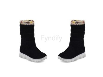 Dam Boots Bota Feminine Footwear Shoes Woman Black 34