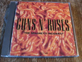 GUNS N´ ROSES - THE SPAGHETTI INCIDENT, CD