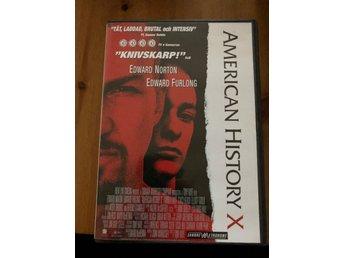 american history x novel
