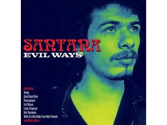 Santana: Evil ways (Collection) (3 CD)