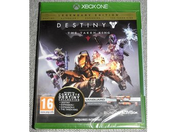 Destiny The Taken King Legendary Edition - XBOX ONE SPEL INPLASTAD