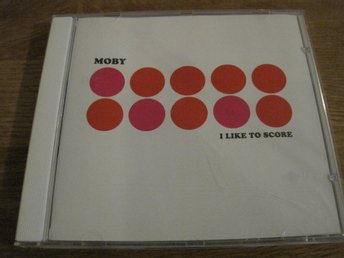 MOBY - I LIKE TO SCORE, CD