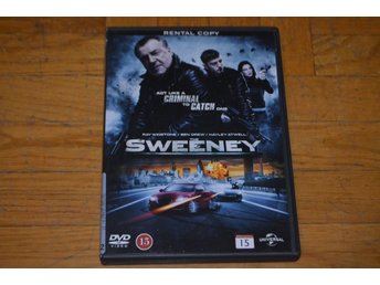 Sweeney (Nick Love) - 2012 - DVD