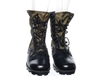 US Jungle Boots, strl 45