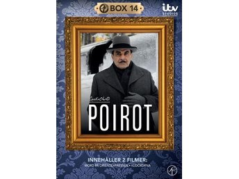 Poirot / Box 14 (2 DVD)