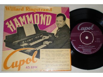 Willard Ringstrand EP/PS Yes sir that´s my baby 195?