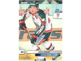 2007-2008 SHL #177, Jonas Ahnelöv, Frölunda Indians - Linköping - 2007-2008 SHL #177, Jonas Ahnelöv, Frölunda Indians - Linköping